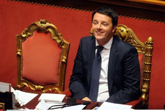 """Scanpix"" nuotr./Italijos premjeras Matteo Renzi"