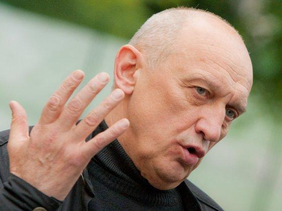 LLKC nuotr./Dainų šventės atidarymo koncerto režisierius Valentinas Masalskis