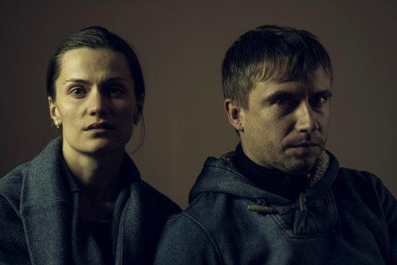 Filmo kūrėjų nuotr./Jurga Šeduikytė ir Marius Jampolskis