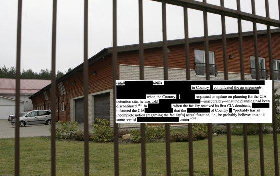 """""""Reuters""""/""""Scanpix"""" nuotr./JAV Senato ataskaitoje – apie CŽV kalėjimą Lietuvoje"""