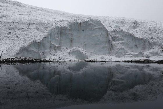 Scanpix nuotr./Milžiniškas nuo Antarktidos atskilęs ledkalnis
