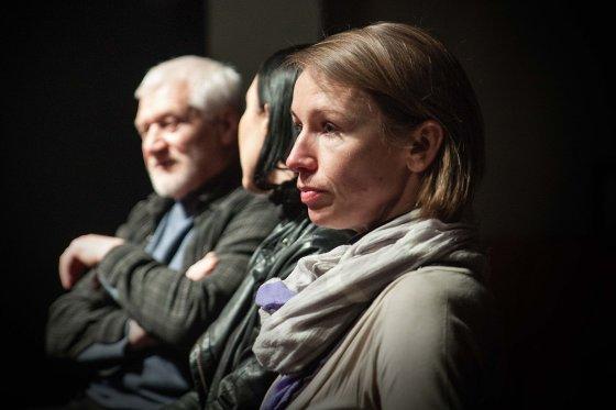 """""""Tylos!"""" org. nuotrauka/Viktorija Kuodytė"""