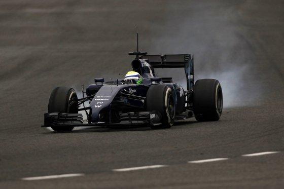 """Reuters""/""Scanpix"" nuotr./Felipe Massa, ""Williams"""