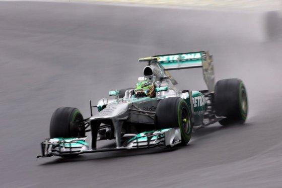 """Scanpix"" nuotr./Lewiso Hamiltono ""Mercedes AMG F1 W04"""