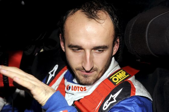 """Scanpix"" nuotr./Robertas Kubica"