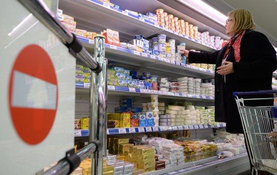"""Scanpix""/""RIA Novosti"" nuotr./Lietuviški pieno produktai"