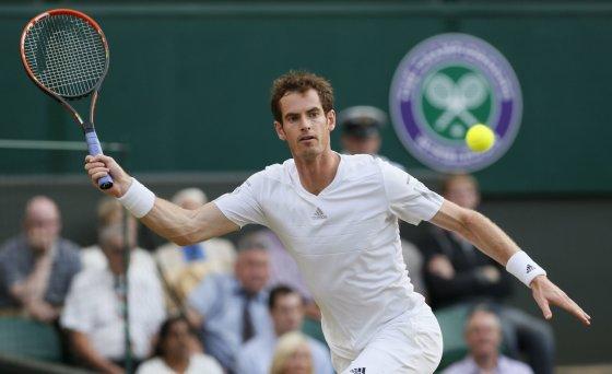 "AFP/""Scanpix"" nuotr./Andy Murray"