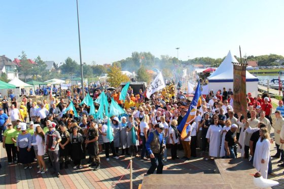 Žuvienės Mekoje – Šilutėje šurmuliuos VII-asis tarptautinis Žuvienės virimo čempionatas