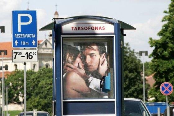 Redo Vilimo/BFL nuotr./Šiauliai  planuoja apmokestinti socialinę reklamą