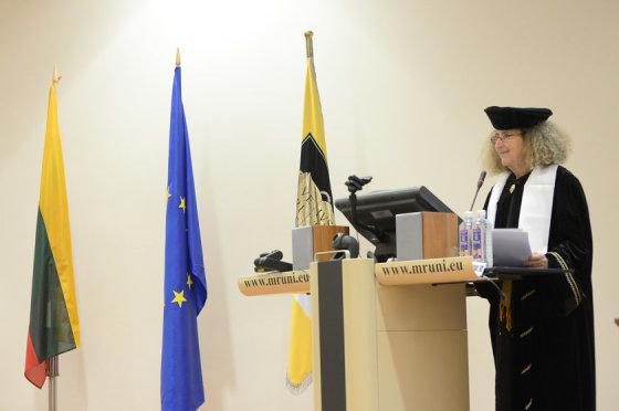 MRU nuotr. /Eva Egron-Polak