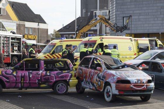 "AFP/""Scanpix"" nuotr./Nelaimė Nyderlanduose"