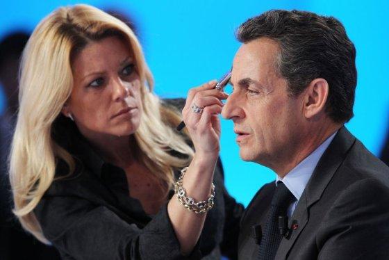 """AFP/""""Scanpix"""" nuotr./Nicolas Sarkozy"""