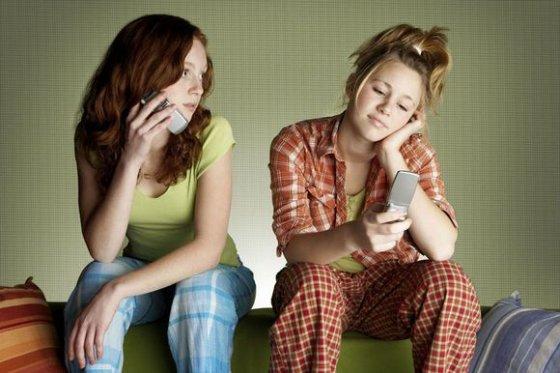 Photos.com/Netaikykite gąsdinimo taktikos kalbėdami su paaugliais...