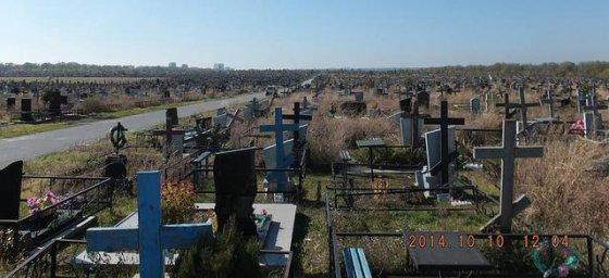 """Nuotr. iš """"Facebook""""/Kapinės Rostove prie Dono"""
