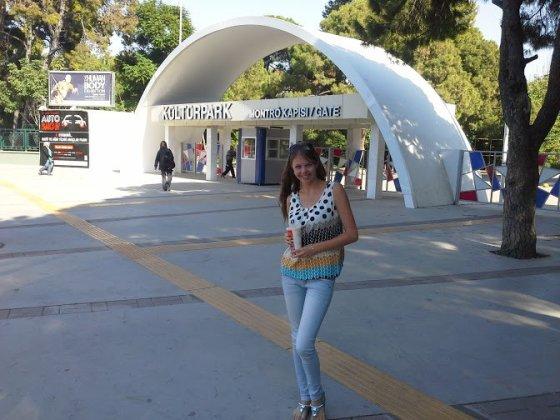 Izmiro kultūros parkas