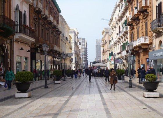 Taranto pėsčiųjų gatvė