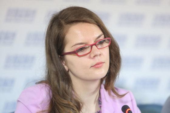 Juliaus Kalinsko/15min.lt nuotr./Martyna Zaveckienė