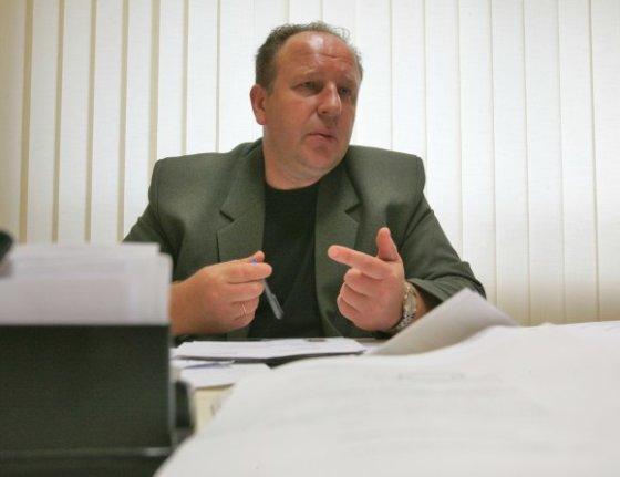E.Jablonskio teigimu, socialinės tarnybos darbuotojai benamius renka reprezentacinėse gatvėse.