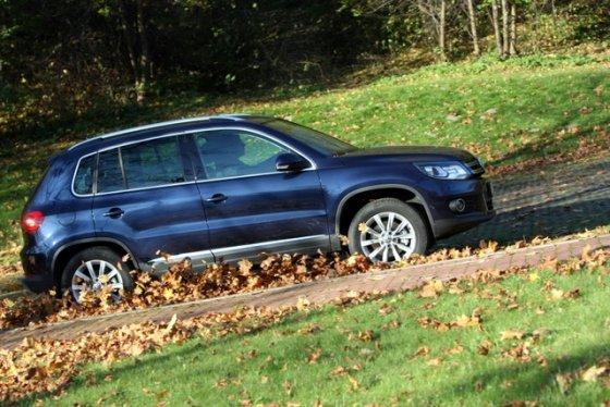 """Juliaus Kalinsko/15min.lt nuotr./""""Volkswagen Tiguan"""""""
