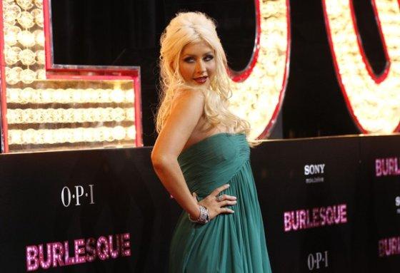 """Reuters""/""Scanpix"" nuotr./Christina Aguilera"