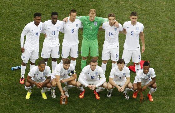 """""""Reuters""""/""""Scanpix"""" nuotr./Anglijos futbolo rinktinė"""