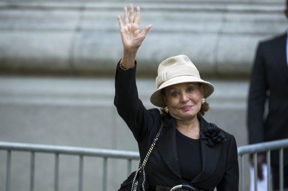 """Reuters""/""Scanpix"" nuotr./Barbara Walters"