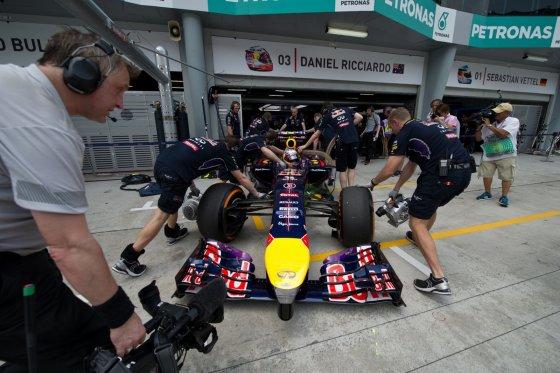 "AFP/""Scanpix"" nuotr./Danielis Ricciardo"