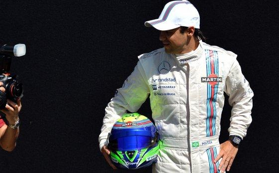 "AFP/""Scanpix"" nuotr./Felipe Massa"
