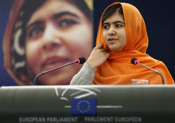 """""""Reuters""""/""""Scanpix"""" nuotr./Malala Yousafzai"""