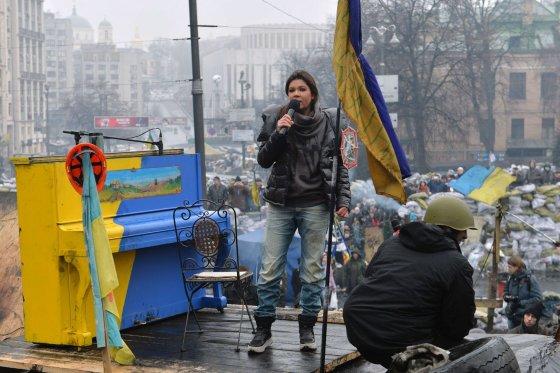 """AFP/""""Scanpix"""" nuotr./Ruslana Lyžičko"""