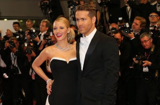 "AFP/""Scanpix"" nuotr./Blake Lively ir Ryanas Reynoldsas"