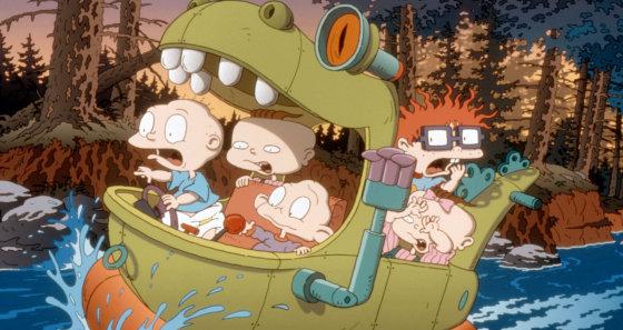 """AOP nuotr./Christine Cavanaugh animaciniame seriale """"Pramuštgalviai"""" įgarsino raudonplaukį Čakį"""
