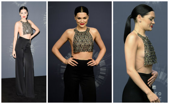 """""""Scanpix"""" nuotr./Jessie J"""