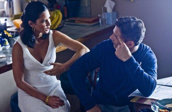"""""""ACME Film"""" archyvo/Olivia Munn ir Ericas Bana filme """"Gelbėk mus nuo pikto"""""""