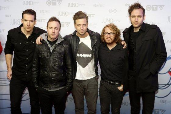 """Reuters""/""Scanpix"" nuotr./Grupė ""OneRepublic"""