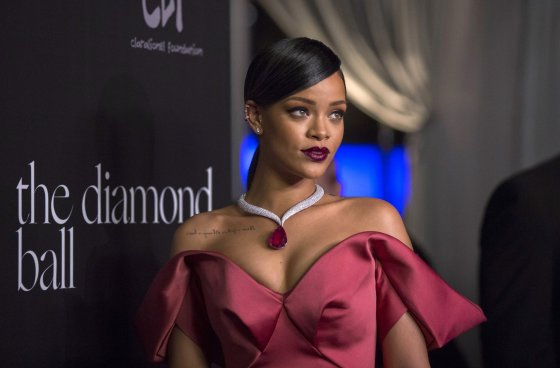 """Reuters""/""Scanpix"" nuotr./Rihanna"