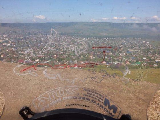 Aido Bubino nuotr./23 tūkst. km kelionės per Rusiją akimirka