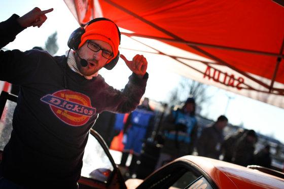 """""""Flameris racing"""" komandos nuotr./Karolis Raišys"""
