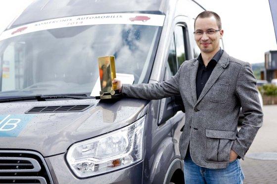 Roberto Riabovo nuotr./Lietuvos komercinio automobilio 2014 finalas