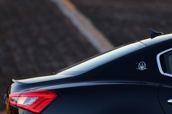 """Gamintojo nuotr./""""Maserati Ghibli"""""""