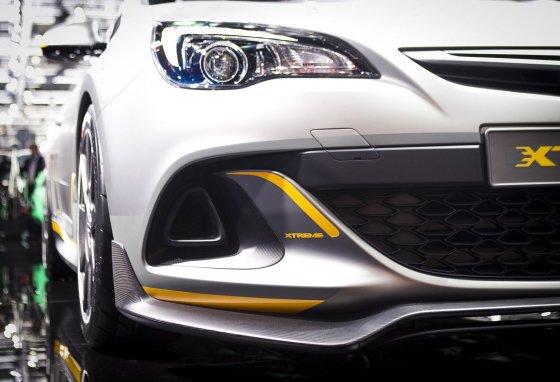 "Irmanto Gelūno/15min.lt nuotr./""Opel Astra OPC Extreme"""