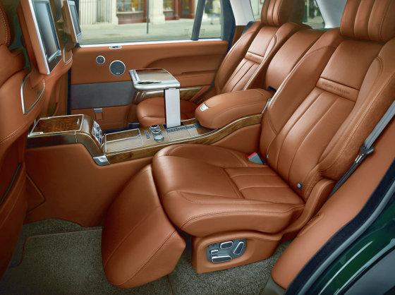 """Range Rover Holland & Holland"""