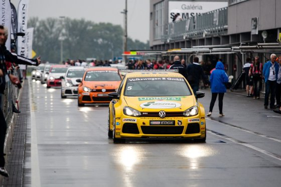 "Organizatorių nuotr./""Volkswagen Castrol Cup"" kvalifikacija Slovakijoje"