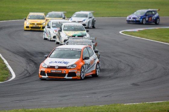 "Organizatorių nuotr./""Volkswagen Castrol Cup"" lenktynės Vokietijoje"