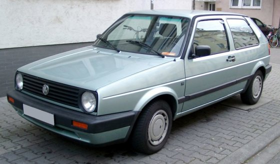 "Wikipedia.org nuotr./""Volkswagen Golf"""