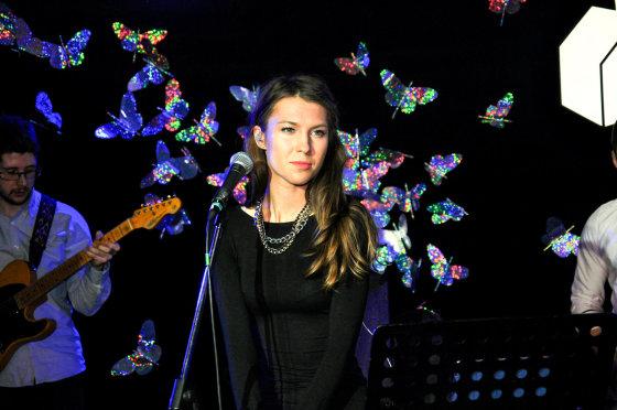 Asmeninio albumo nuotr./Justė Starinskaitė
