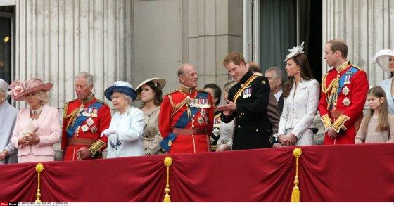"""""""Scanpix"""" nuotr./Karališkoji Didžiosios Brinatijos šeima"""