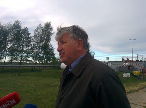 Liepos Želnienės nuotr./Krokovo miesto meras Henrikas Doeryngas