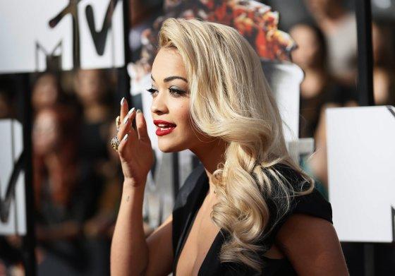 """Scanpix"" nuotr./Rita Ora"