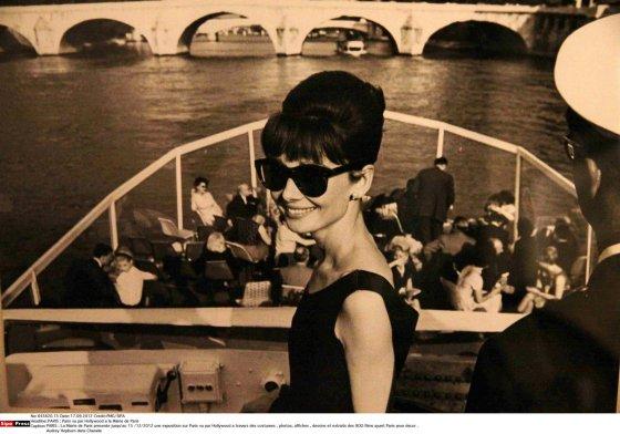 """""""Scanpix"""" nuotr./Audrey Hepburn"""